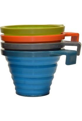 Bear Grylls Pack-It Cup Katlanır Bardak