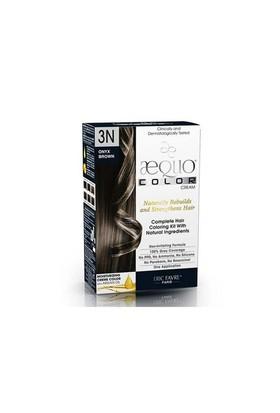 Aequo Color Cream 3N Onyx Brown - Saç Boyası Akik Kahve