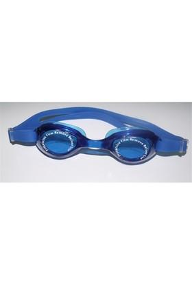 Andoutdoor Yüzücü Gözlüğü Mavi Dft16438