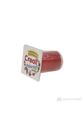 Creall Kurumayan-Sağlıklı Oyun hamuru 40 Gr Kırmızı