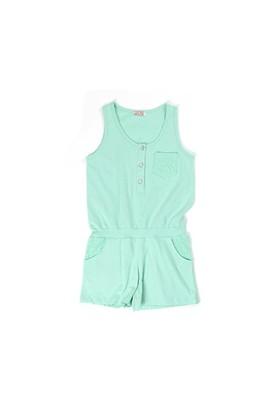 Zeyland Kız Çocuk Yeşil Tulum - K-61Z4EGB46