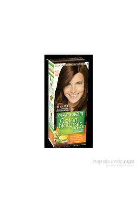 Garnier Color Naturals 4/3 - Kestane Dore Saç Boyası