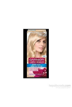 Garnier Çarpıcı Renkler 110 - Ekstra Açık Elmas Sarısı Saç Boyası
