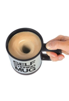 Mug Self Stirring Mikser Kupa Bardak