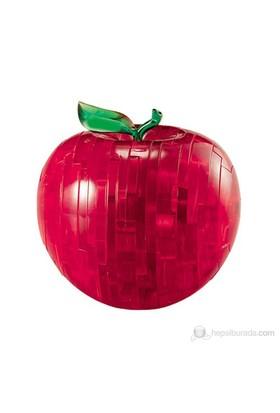 Kırmızı Elma Crystal Puzzle