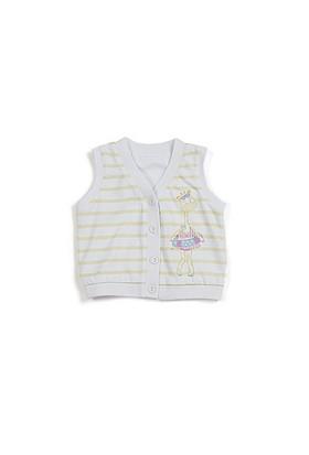 Zeyland Kız Çocuk Sarı Yelek - K-61H2413