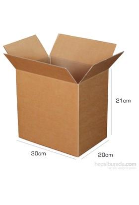 M-Box Taşıma ve Saklama Kolisi 30x20x21 cm 4 Desi 5 ADET 010103