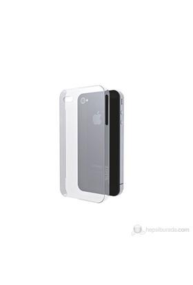 Leitz Complete iPhone 4/4S İçin Şeffaf Kılıf