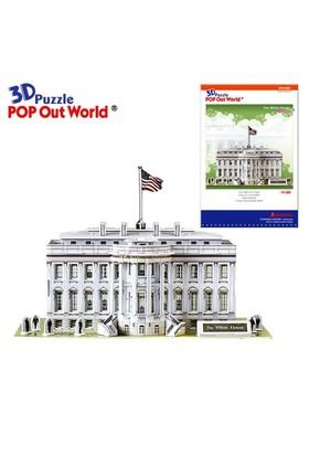 Scholas Puzzle The White House (3 Boyutlu)