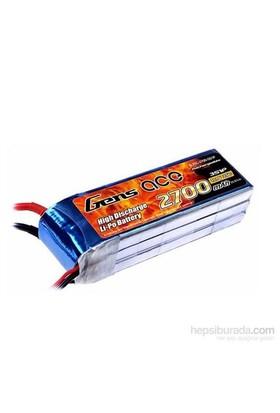 Gens Ace 2700Mah 11.1V 25C 3S1p Lipo Batarya