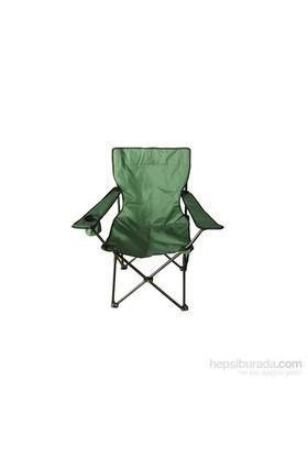 And Yeşil Katlanabilir Kamp Sandalyesi 9902B