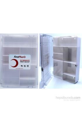 Firstplus Boş Ecza Dolabı Transparan 091752