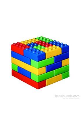 King Kids Tuğla Lego 48 Parça