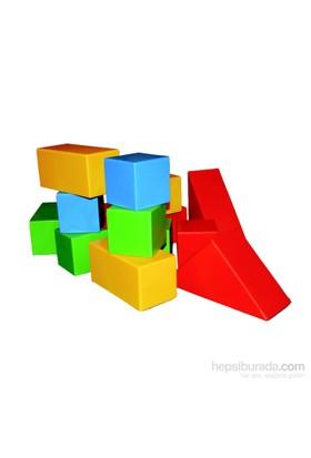 King Kids Eğitici Bloklar 30 Parça