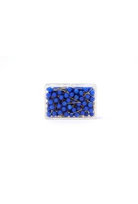 Magnetoplan Toplu Harita Çivisi Mavi - 100 Adet