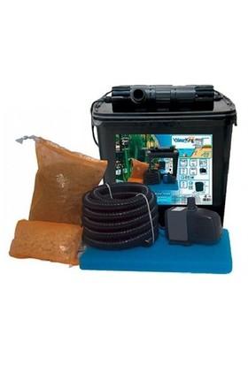 Heıssner Süs Ve Gölet Havuzları İçin Smartline Basınçsız Filtre Seti 1600L/L
