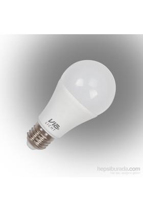 Vialicht 12W (75W) Led Ampul E27 1055 Lümen 2700K Sarı Işık