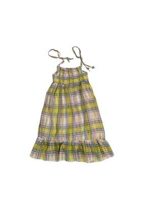 Zeyland Kız Çocuk Sari Elbise K-Hzs-0135A