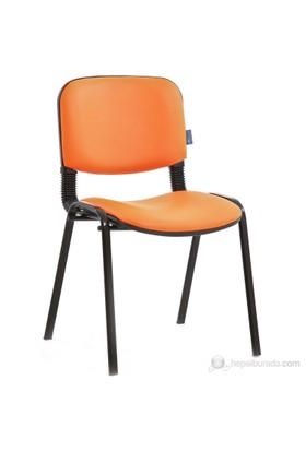 Koltuk Form Sandalye - Turuncu