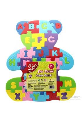 Bu-Bu Eva Puzzle Ayı Harfler Bubu00092