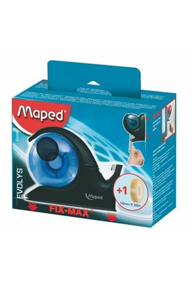 Maped 575200 Essentıals Green Bank Kesici + 1 Rulo