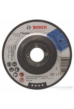 Bosch - Expert Serisi Metal İçin Bombeli Kesme Diski (Taş) - A 30 S Bf, 115 Mm, 2,5 Mm