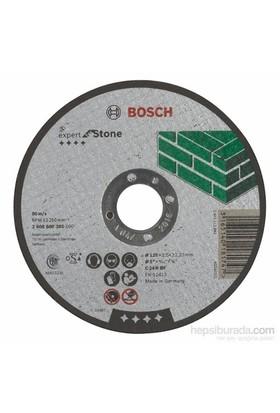 Bosch - Expert Serisi Taş İçin Düz Kesme Diski (Taş) - C 24 R Bf, 125 Mm, 2,5 Mm