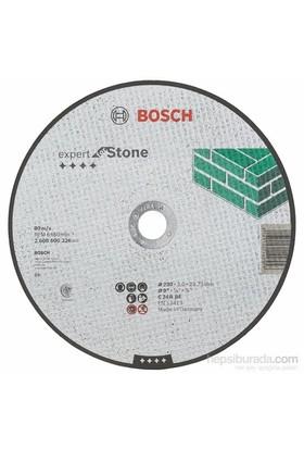 Bosch - Expert Serisi Taş İçin Düz Kesme Diski (Taş) - C 24 R Bf, 230 Mm, 3,0 Mm