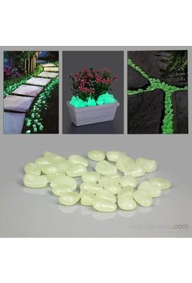 HomeCare Bahçe Fosforlu Çakıl Taşları 50'li