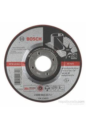 Bosch - Yarı Esnek Taşlama Diski (Taş) - Wa 46 Bf, 115 Mm, 3,0 Mm