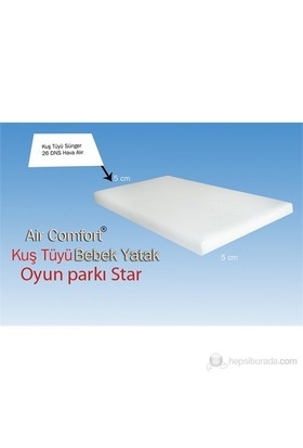 Air Comfort Kuş Tüyü Oyun Parkı Yatak (50)