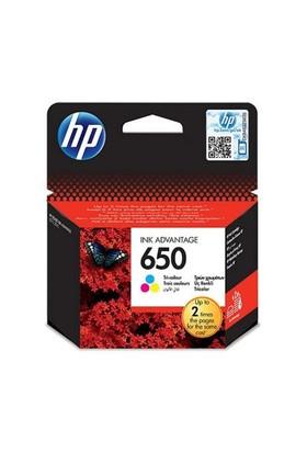 Hp 650 Renkli Kartuş