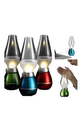Magic Gece Lambası Dokunmatik Üflemeli Led Masaüstü Gaz Lambası
