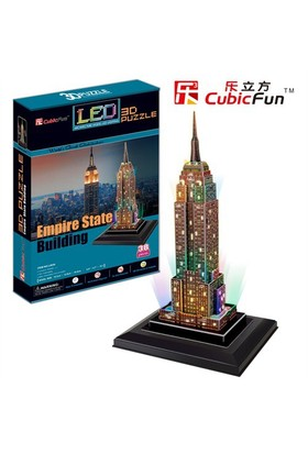 Cubic Fun Empire State Building (3D Puzzle)