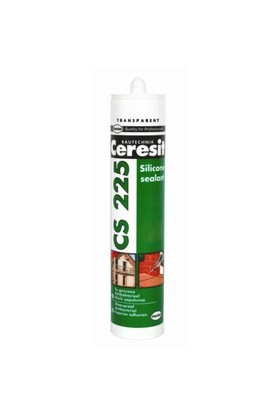 Ceresit 1088437 Cs 225 Şeffaf Silikon 280 ml Kartuş