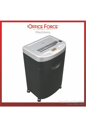Office Force OF 820-C Evrak İmha Makinesi