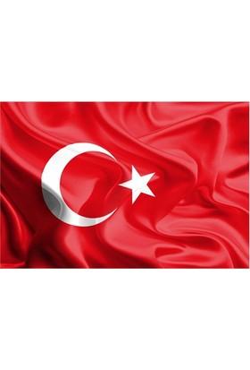 Tan Türk Bayrağı Bayrak Ölçüleri 120X180 Cm