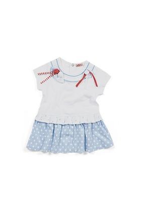 Zeyland Kız Çocuk Beyaz Elbise - K-61Z2VFA33