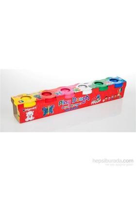 Bigpoint Oyun Hamuru 6'Lı Set