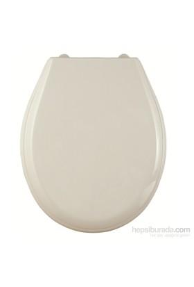 Marine Plastik Klozet Kapağı Beyaz