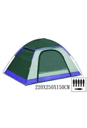 Cosfer Altı Kişlik Kamp Ve Plaj Çadırı 220 X 250 X 150 Cm