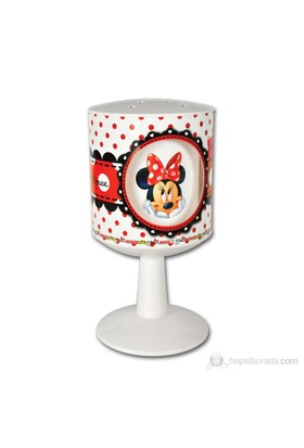 Disney Minnie Mouse Double Abajur 4204
