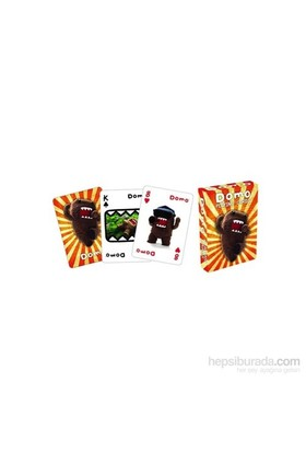 Domo 3D Playing Cards Oyun Kartları