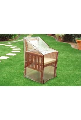 Homaks Sandalye Koruma Örtüsü Küçük