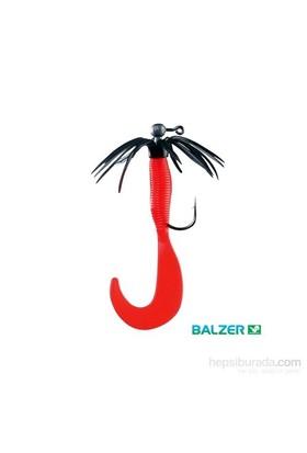Balzer 14796 - 102 Japanred Jigheadli Silikon Yem 8 Cm 4 Gr