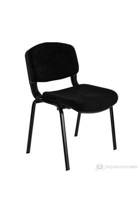 Komtek Form Sandalye DV-372 - Siyah