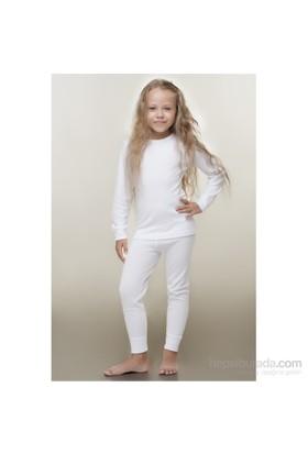 Thermoform Pure Kız Çocuk Set Termal İçlik