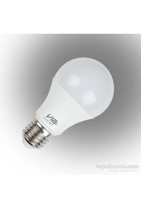 Vialicht 6W (40W) Led Ampul E27 470Lm6400K Beyaz Işık