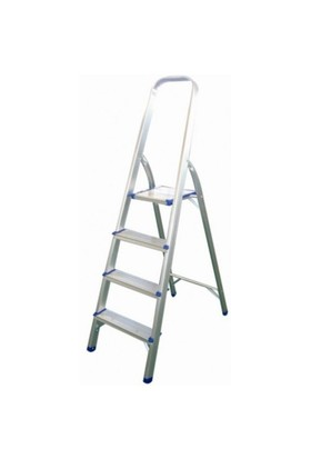 Rem 4 Basamaklı Paslanmaz Çelik Merdiven