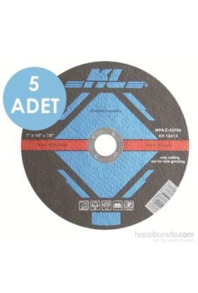 Kl Klt350 5 Adet 350X25.4 Mm Metal Kesme Diski Düz